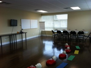 First Aid Training Classes in Surrey, B.C.