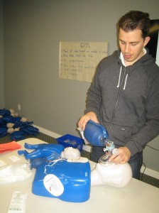 First Aid Training Classes in Nanaimo